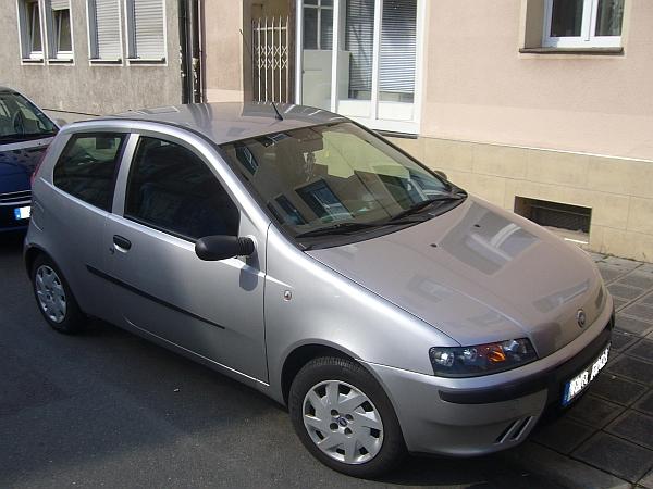 Fiat PUNTO 3T 1.2
