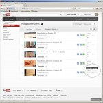 Youtube-Videomanager