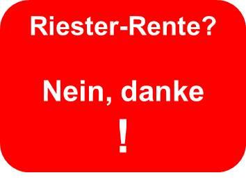 Riester-Rente-nein-Danke
