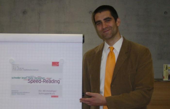 Speed-Reading Nürnberg