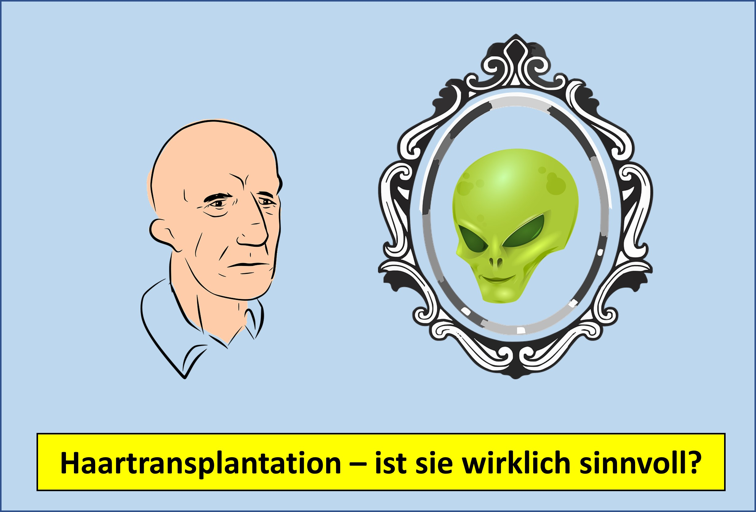 Haartransplantation - welche Vorteile bietet sie
